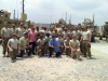 Jason Hewlitt blog 7-23-2014 12.jpg With complete military crew team and Jalalabad