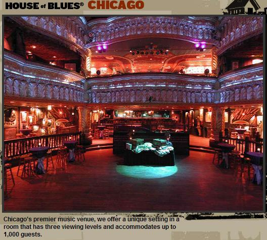 House of blues chicago il seating chart silk blouses for Housse of blues
