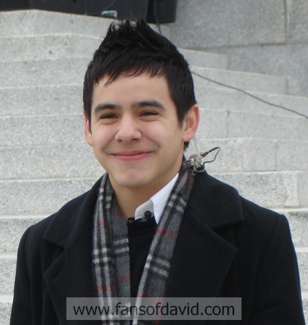Inaugural scarf In UT ~credit  Evelyn~