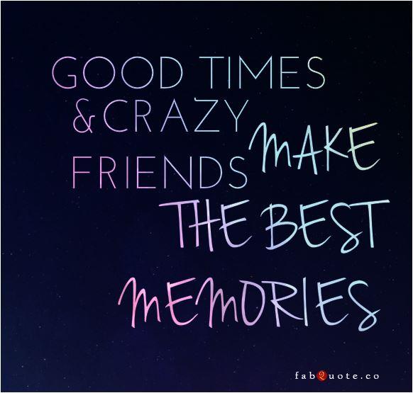Freundschaften, die so...