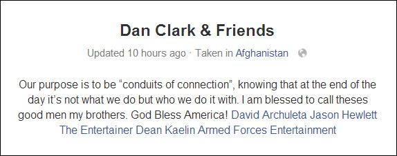dan clark and friends