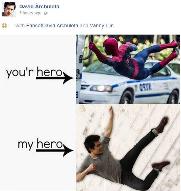 Collage Your hero my hero credit vanny lim