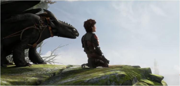 How to train your Dragon 2 cap 1