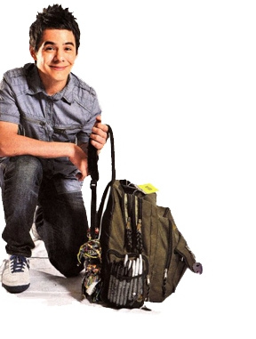david-archuleta-with-a-backpack