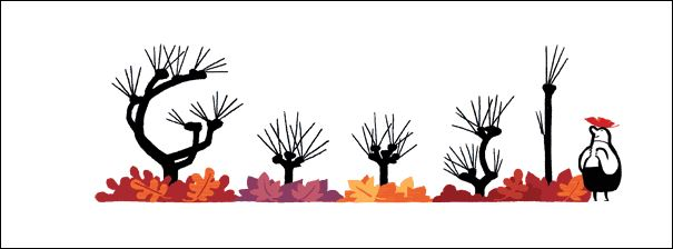 google doogle autumn