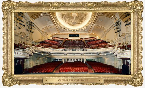 Capital Theater in SLC 1
