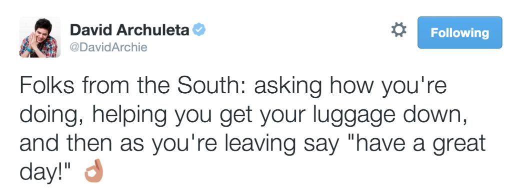 DA Southern Hospitality