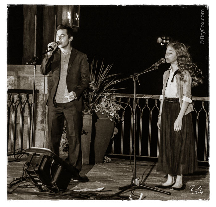 RSO black and white singing .