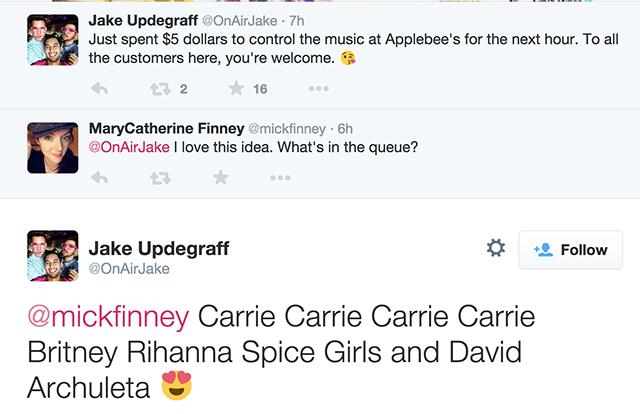 Jake Tweets
