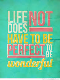 life quote perfect