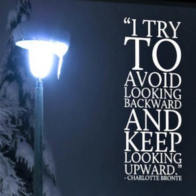 quote keep looking upward