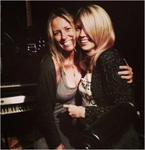 Brooke and Deana Carter
