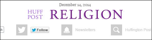 huff post religion