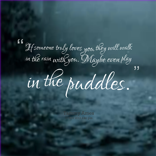 rain quotes for friends - photo #10