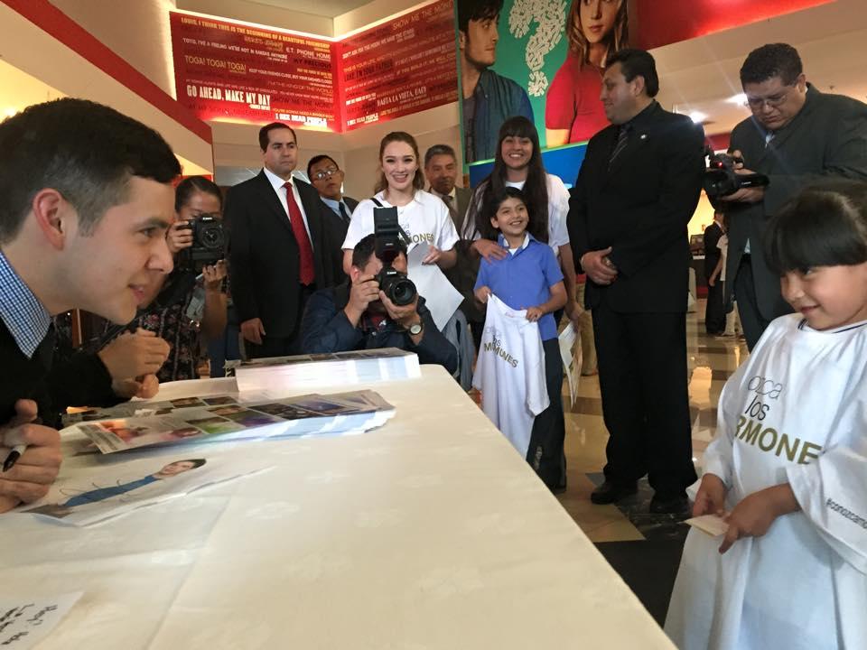 - credit La Iglesia de Jesucristo de los Santos de los Ultimos Dias en México