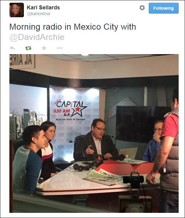 kari radio station mexico