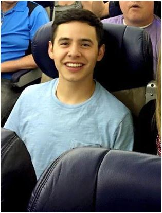 David on plane with Nashville Tribute Band crop