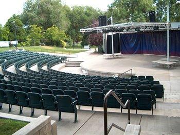 - Ed Kenley Amphitheater, Layton UT