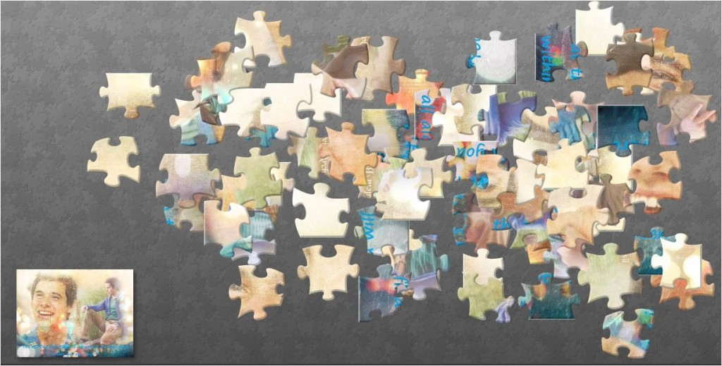 Puzzle collage Brazil Glorious