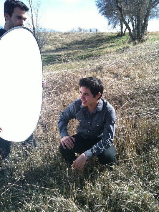begin photo shoot park