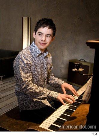 david-a-t12-piano practice fans of david archuleta