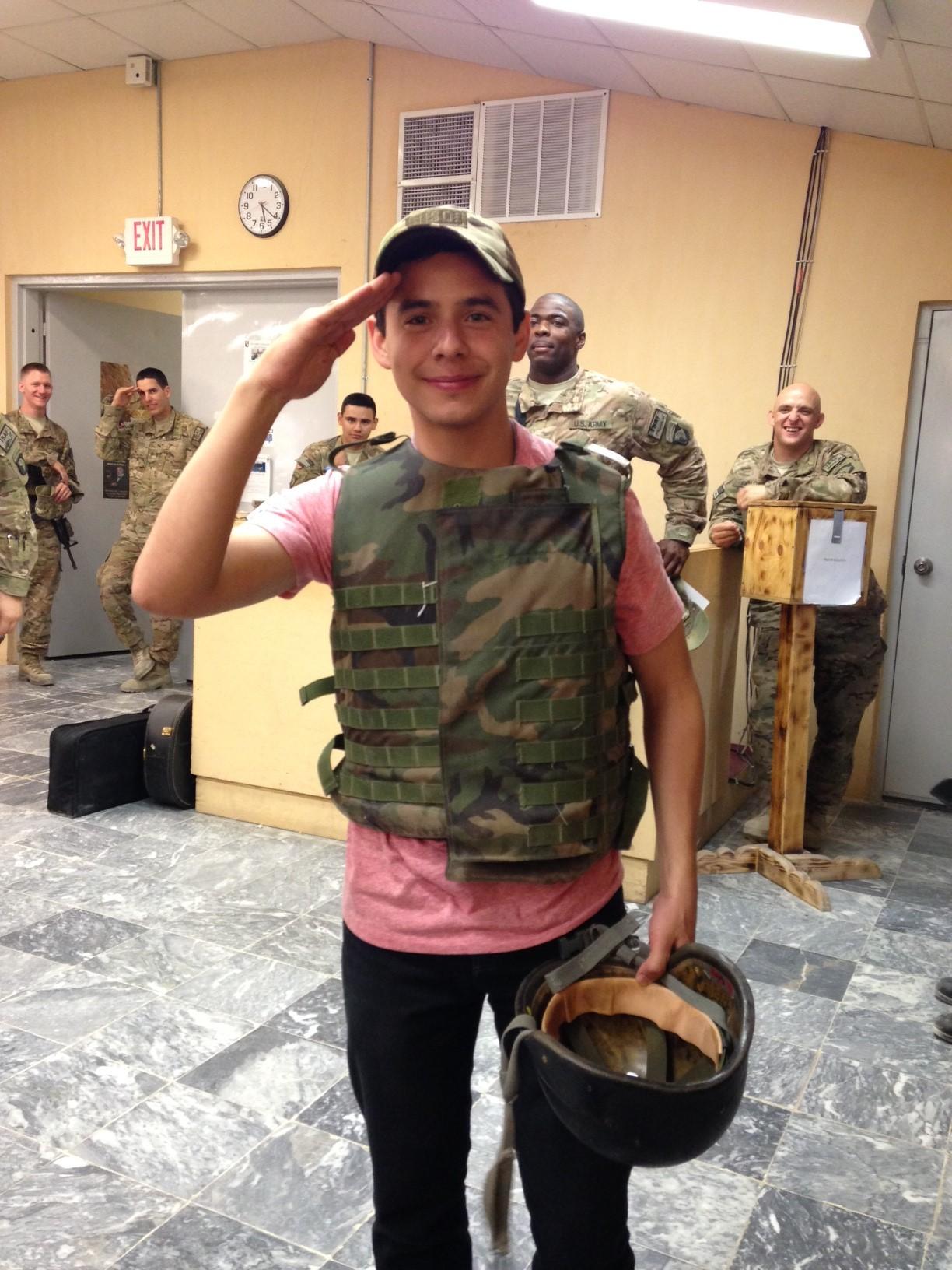 David-Archuleta-camo-military-tour