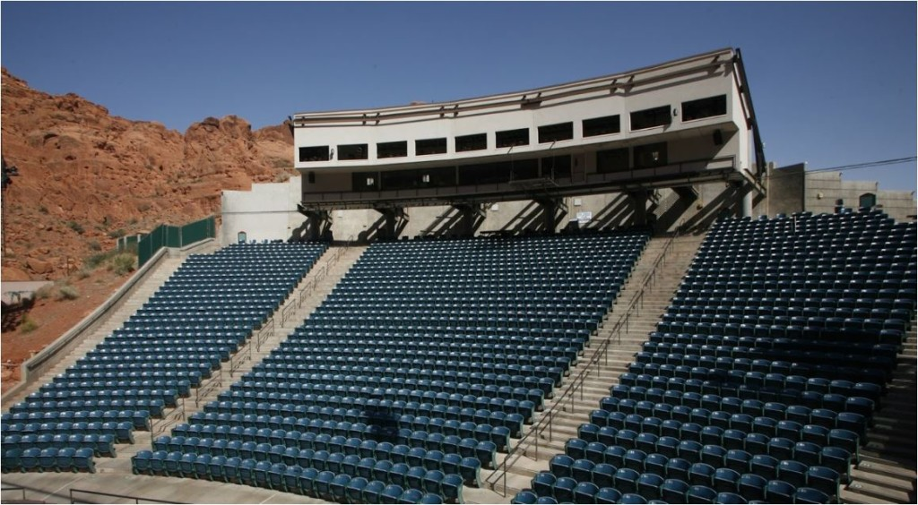 tuacahn amphitheater stage view