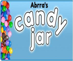 Abrra's Candy JAr