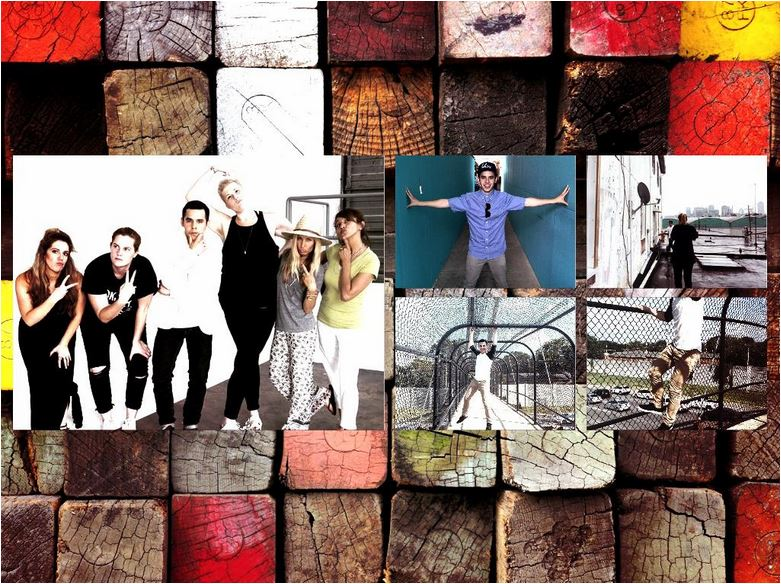 Collage aug 2015 concerts and music coming credit Wishal