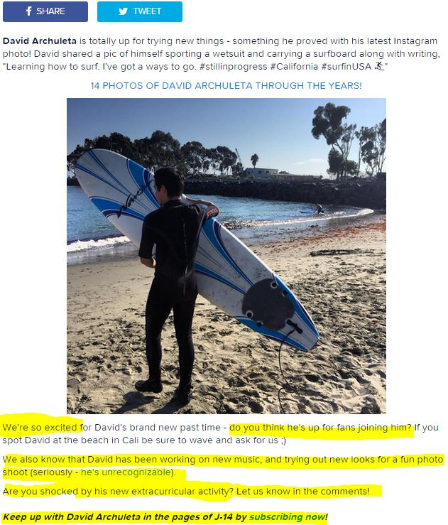 J 14 Learning to surf 2