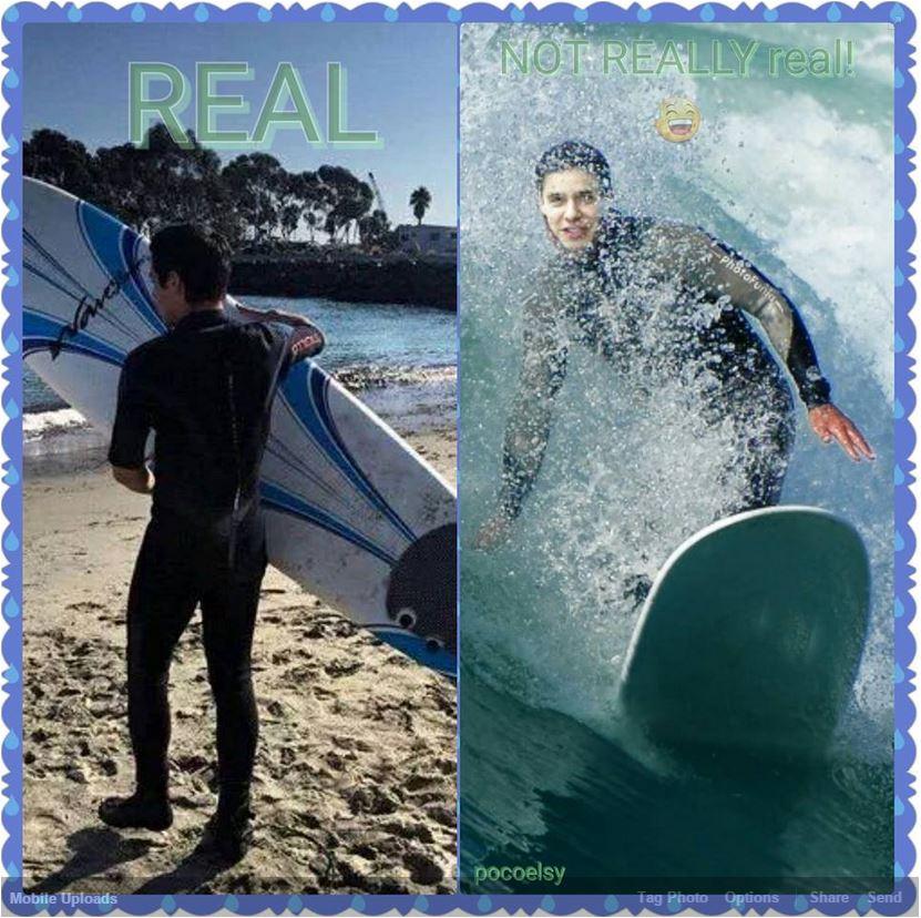 Surfing david IG collage credit Pocoelsy