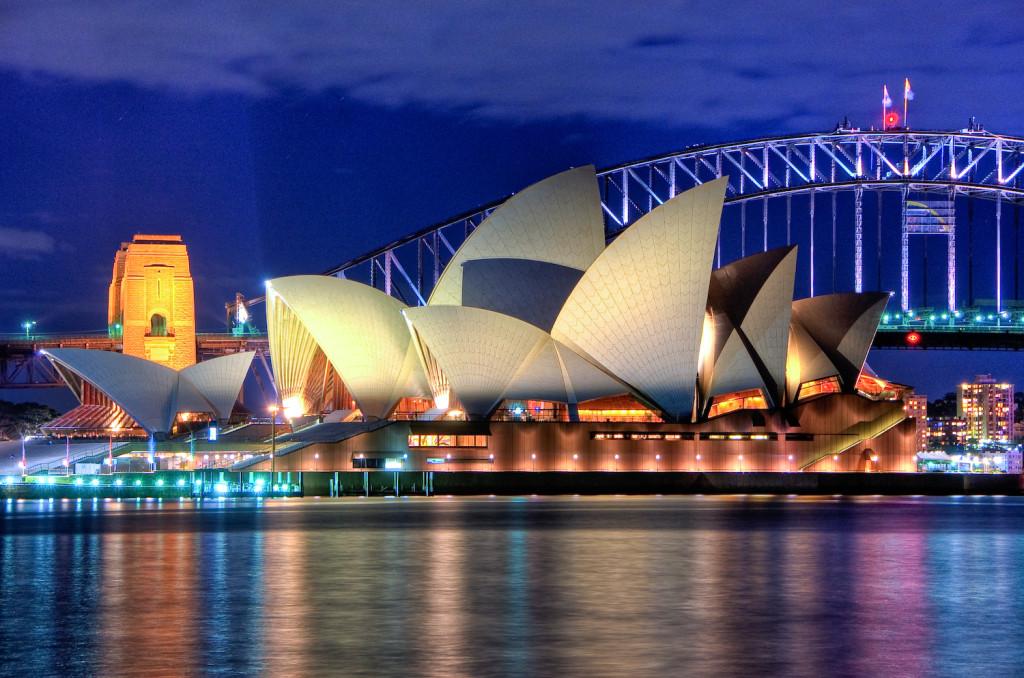 - Sydney Opera House