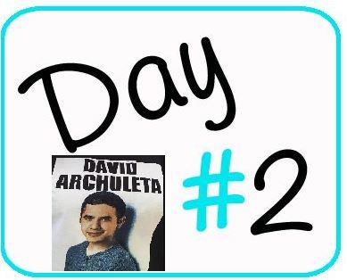 Day 2 david