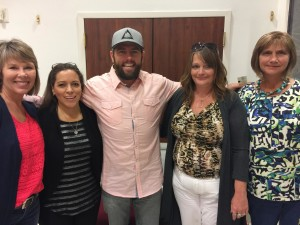 Shaycarl Shelley Linda Lisa Jules Idaho Falls Credit Shelley Fans of David