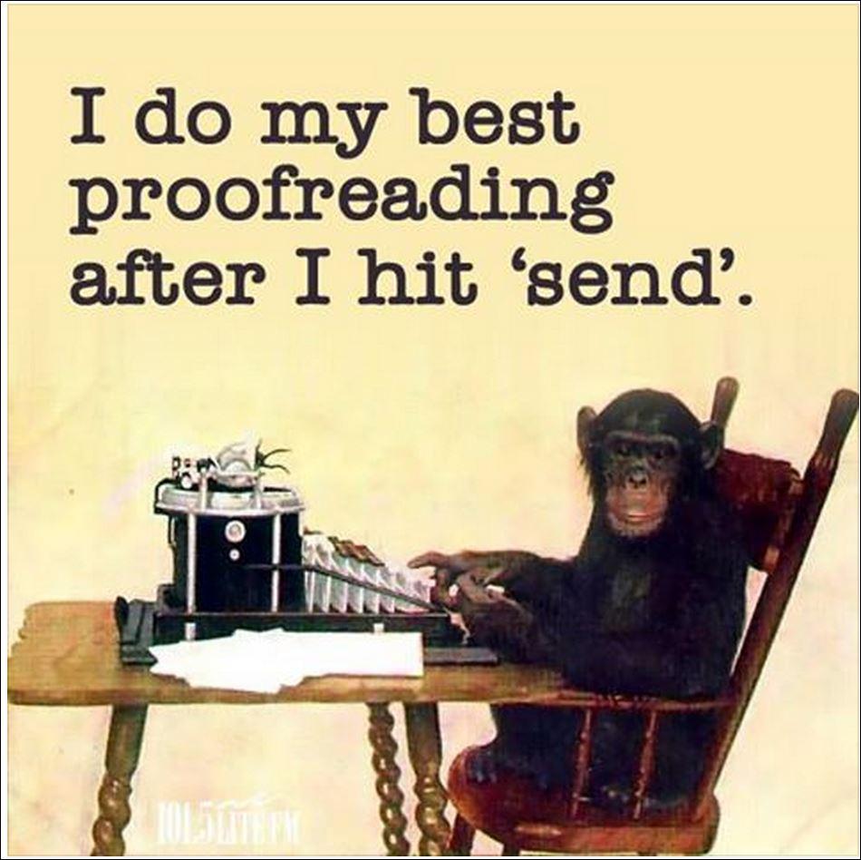 after i hit send monkey