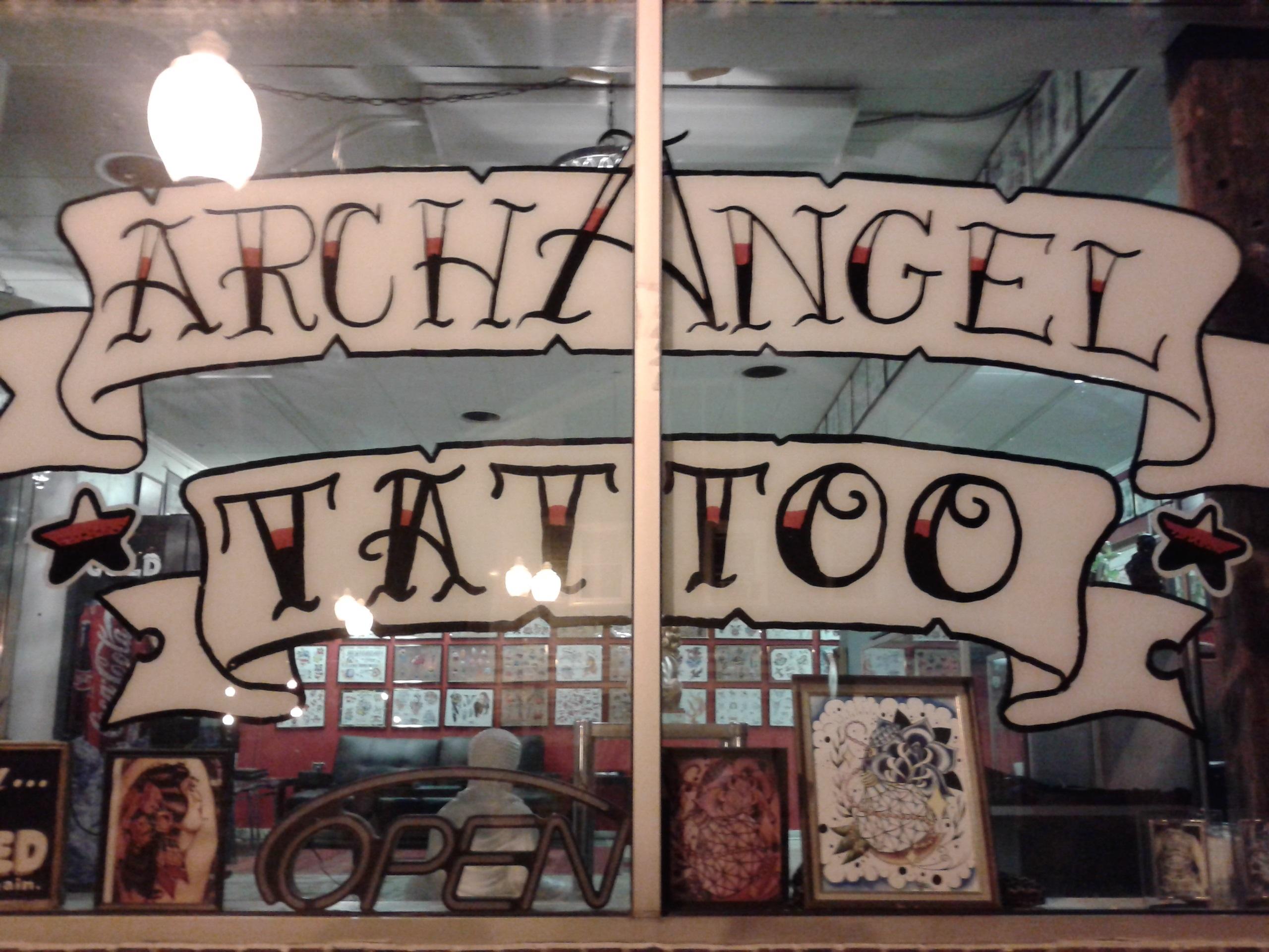 archangels tattoo