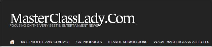 Masterclass Lady banner