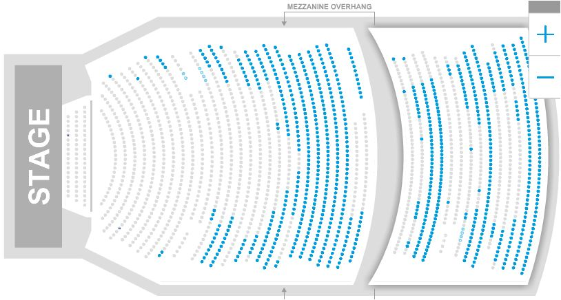Morrison Center Tickets 2