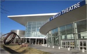 Denver BEllco Theater outside 2