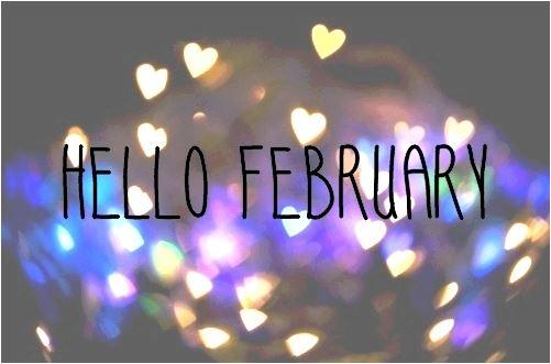Quote Hello  February