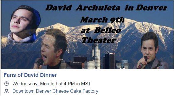 Shelley facebook Denver fan lunch invite