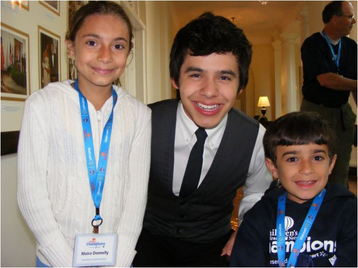 David Archuleta CMN 2010