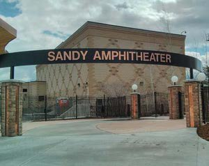 Sandy-Amphitheater