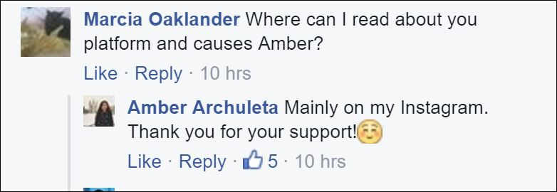 amber and marcia
