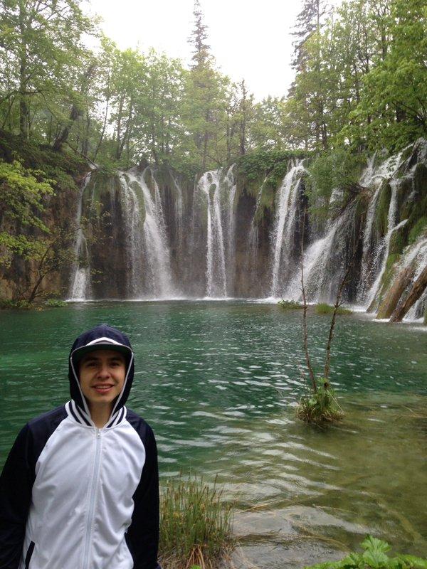 David in Croatia