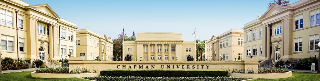 chapman uni picture