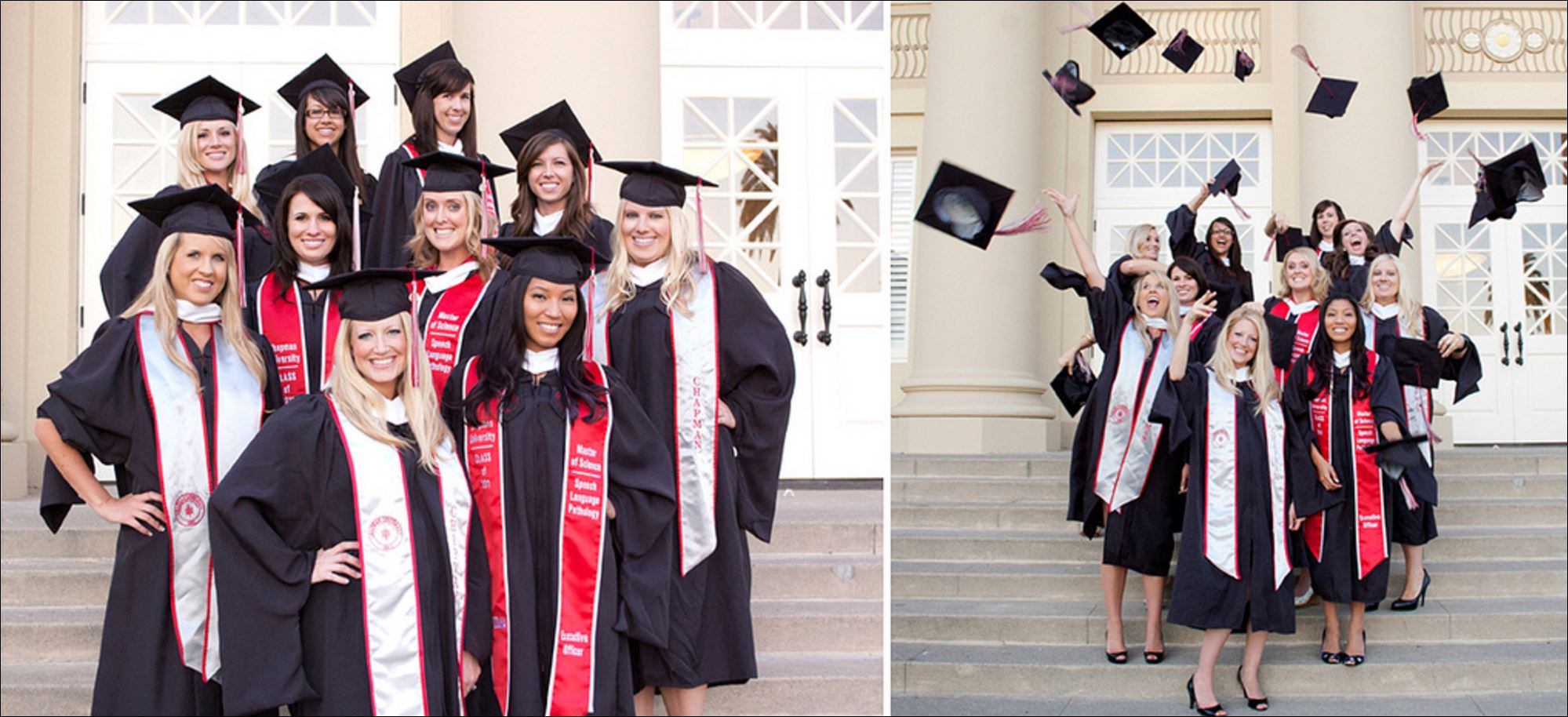 chapman university graduates