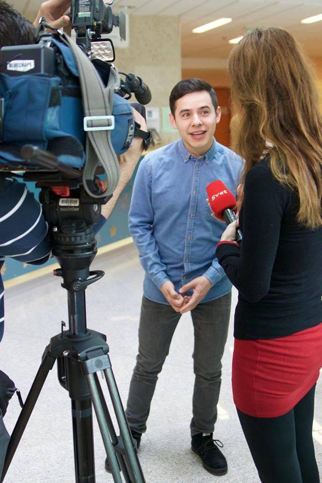 david slovenia interview
