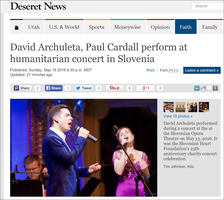 deseret slovenia article