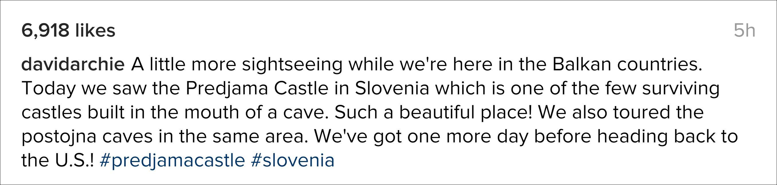 ig predjama castle slovenia
